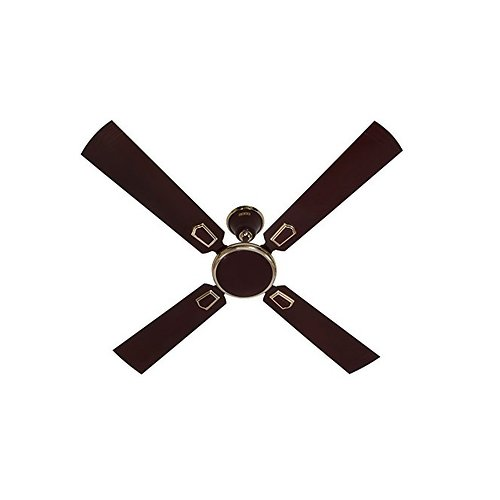 Buy Usha Allure Plus 1200mm 4 Blade Ceiling Fan Rich Brown Online At Wholesale Price In India Lockthedeal